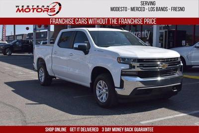 Chevrolet Silverado 1500 2020 for Sale in Merced, CA
