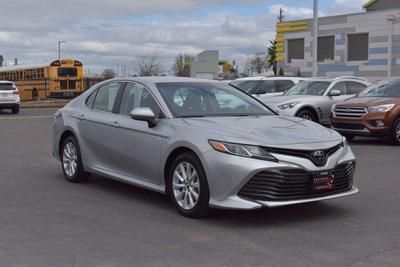 2018 Toyota Camry LE for sale VIN: 4T1B11HK6JU003427