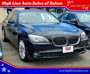 BMW 750 2012 for Sale in Salem, NH