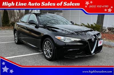 Alfa Romeo Giulia 2018 a la venta en Salem, NH