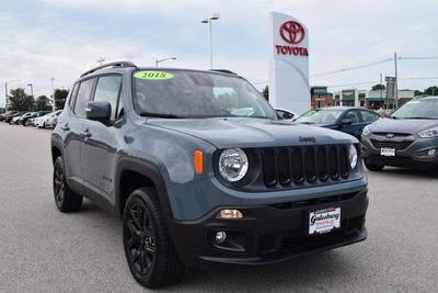 Jeep Renegade 2018 for Sale in Galesburg, IL