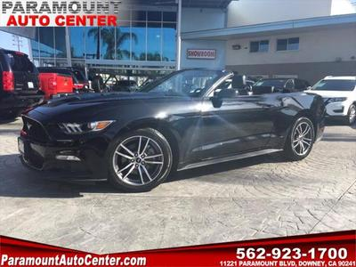 Ford Mustang 2017 for Sale in Downey, CA