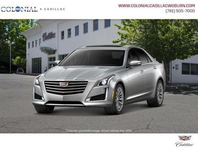 2019 Cadillac CTS 2.0L Turbo Luxury for sale VIN: 1G6AX5SX7K0102439