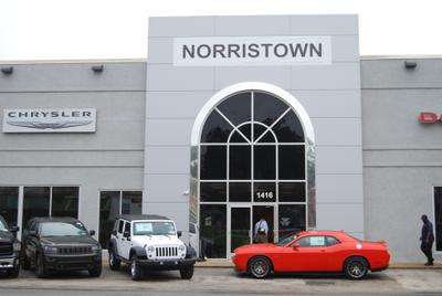 Norristown Chrysler Dodge Jeep RAM Image 1