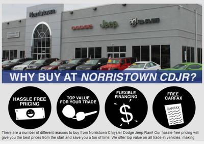 Norristown Chrysler Dodge Jeep RAM Image 4