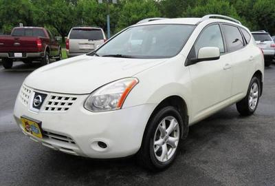 2009 Nissan Rogue SL for sale VIN: JN8AS58V19W184696
