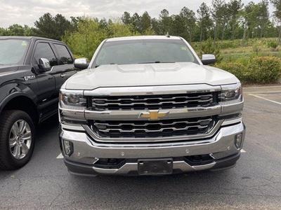 Chevrolet Silverado 1500 2016 for Sale in Milledgeville, GA