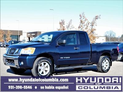 Nissan Titan 2011 for Sale in Columbia, TN