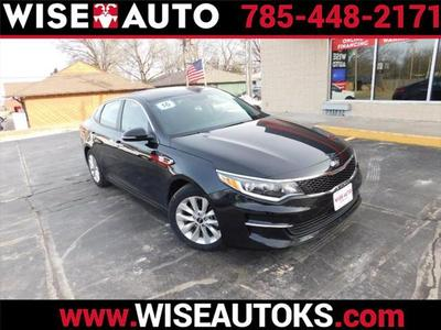 2016 KIA Optima LX for sale VIN: 5XXGT4L31GG055536