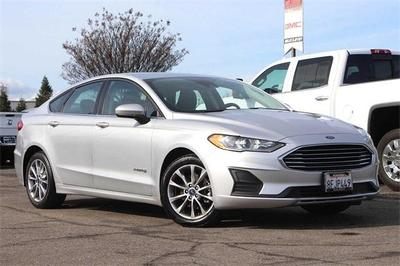 Ford Fusion Hybrid 2019 for Sale in Gilroy, CA