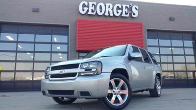 2006 Chevrolet TrailBlazer LT for sale VIN: 1GNET13H362342325