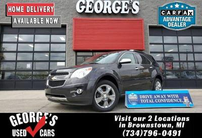 Chevrolet Equinox 2015 a la venta en Riverview, MI