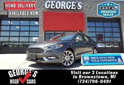 Ford Fusion 2017 a la venta en Riverview, MI