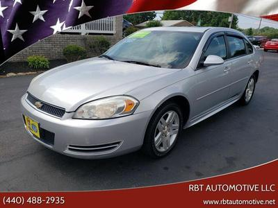 Chevrolet Impala 2012 for Sale in Perry, OH