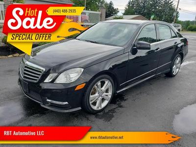 Mercedes-Benz E-Class 2013 for Sale in Perry, OH