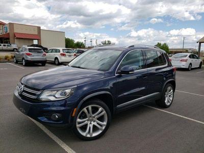 Volkswagen Tiguan 2012 for Sale in Fort Smith, AR