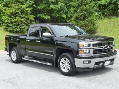 Chevrolet Silverado 1500 2014 for Sale in Mount Airy, MD
