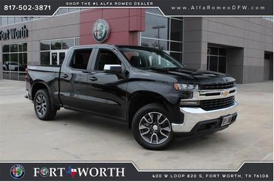 Chevrolet Silverado 1500 2020 a la venta en Fort Worth, TX