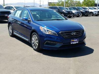 Hyundai Sonata 2017 for Sale in El Paso, TX