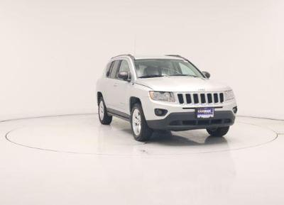 2012 Jeep Compass Latitude for sale VIN: 1C4NJCEBXCD639854