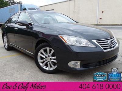 2011 Lexus ES 350 Base for sale VIN: JTHBK1EG5B2451851