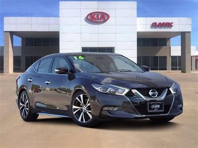 Nissan Maxima 2016 for Sale in Carrollton, TX