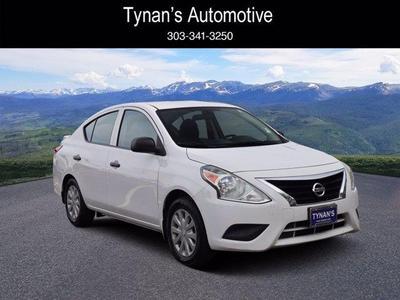 Nissan Versa 2015 a la venta en Aurora, CO