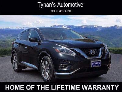 Nissan Murano 2018 for Sale in Aurora, CO