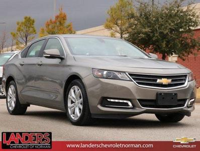 2018 Chevrolet Impala 1LT for sale VIN: 1G1105S31JU109644