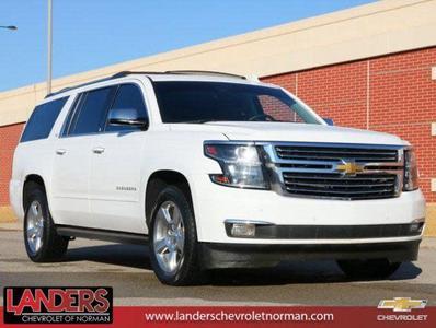 2016 Chevrolet Suburban LTZ for sale VIN: 1GNSKJKC9GR139752