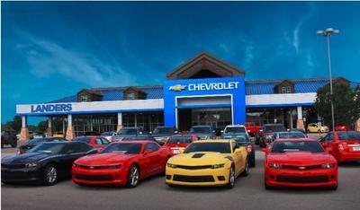 Landers Chevrolet of Norman Image 1