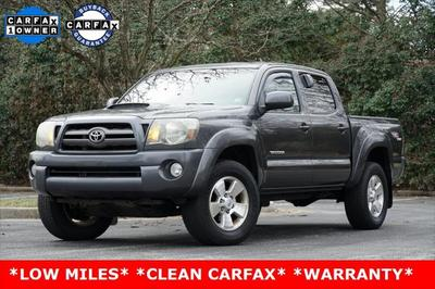 2009 Toyota Tacoma PreRunner Double Cab for sale VIN: 3TMJU62N09M084402