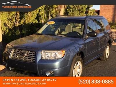 Subaru Forester 2007 for Sale in Tucson, AZ