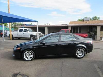 2007 Acura TL 3.2 w/Navigation for sale VIN: 19UUA66227A029547