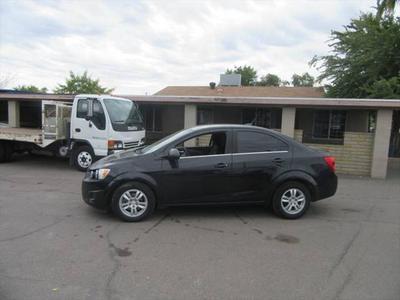 2013 Chevrolet Sonic LT for sale VIN: 1G1JC5SH9D4174250
