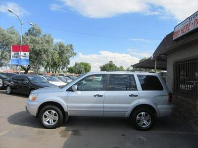 2005 Honda Pilot EX for sale VIN: 5FNYF18475B051194