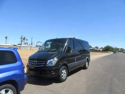 2015 Mercedes-Benz Sprinter Normal Roof for sale VIN: WDZPE7DD7F5997600