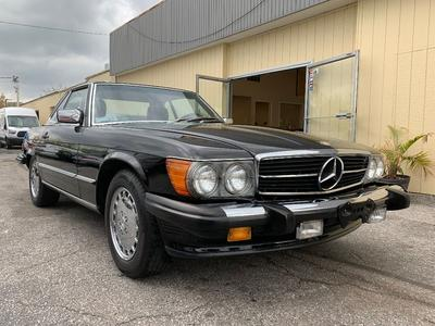 Mercedes-Benz SL-Class 1987 for Sale in Towson, MD