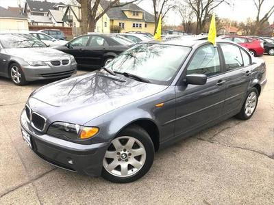 2003 BMW 325 xi for sale VIN: WBAEU33483PH87477