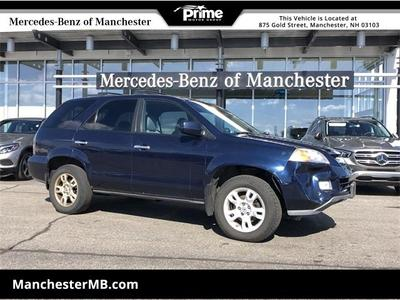 2004 Acura MDX Touring for sale VIN: 2HNYD18694H524118