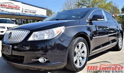 2010 Buick LaCrosse CXL for sale VIN: 1G4GC5EG8AF284268