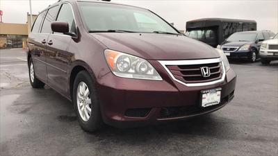 2010 Honda Odyssey EX-L for sale VIN: 5FNRL3H64AB041341