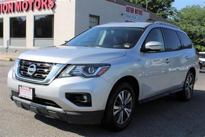 Nissan Pathfinder 2017 a la venta en Richmond, VA