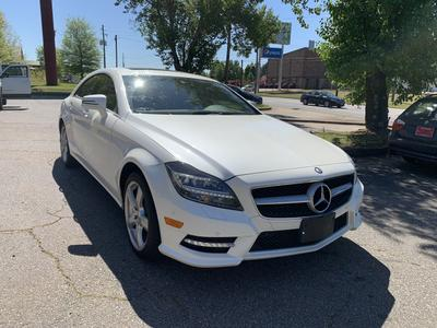 2013 Mercedes-Benz CLS-Class CLS 550 4MATIC for sale VIN: WDDLJ9BB4DA060785
