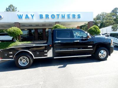 Chevrolet Silverado 3500 2019 a la Venta en Hawkinsville, GA