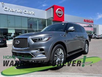 INFINITI QX80 2018 a la venta en El Paso, TX