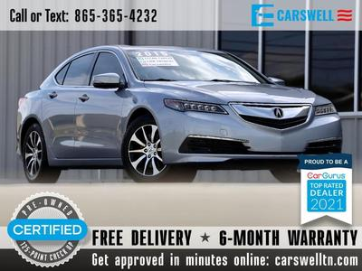 Acura TLX 2015 for Sale in Sevierville, TN
