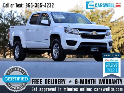 Chevrolet Colorado 2017 for Sale in Sevierville, TN