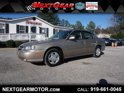 2000 Chevrolet Malibu  for sale VIN: 1G1NE52J6Y6204829