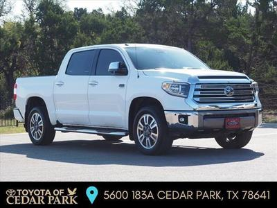 2018 Toyota Tundra  for sale VIN: 5TFAW5F19JX697287